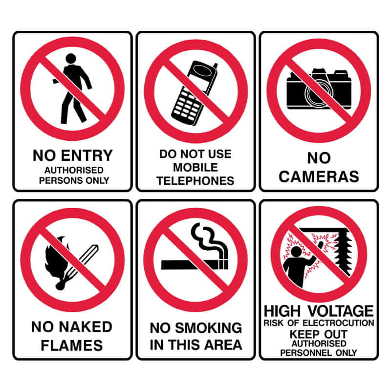 The Importance of Safety Signage on Construction Sites | TTFS