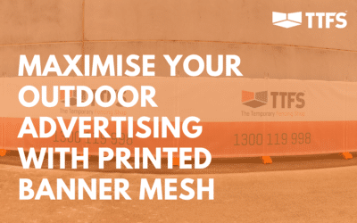 Maximise Your Outdoor Advertising with Printed Banner Mesh