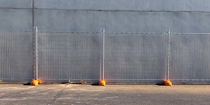 Top 10 Frequently Asked Questions We Receive About Our Temporary Fencing