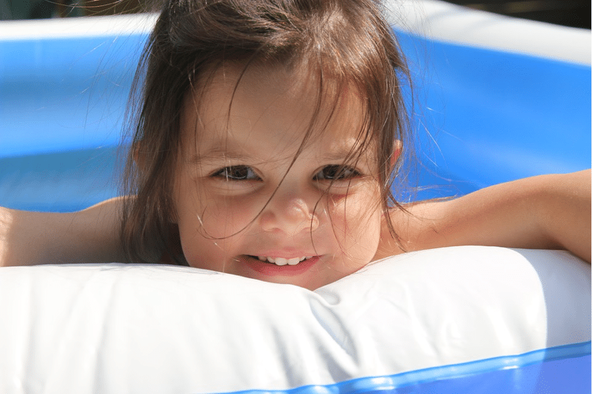 Ensure your portable pool is safe this summer