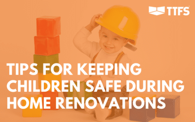 Tips for Keeping Children Safe During Home Renovations