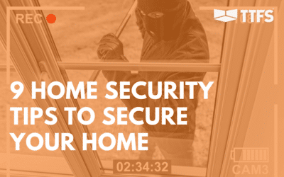 9 Home Security Tips to Secure Your Home