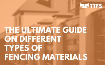 The Ultimate Guide on Different Types of Fencing Materials