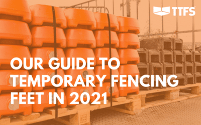 Our Guide to Temporary Fencing Feet in 2021