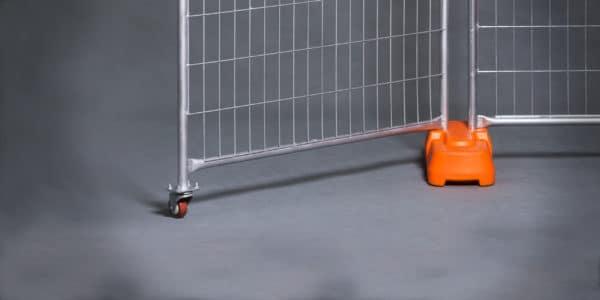 Temporary Fencing Wheel Panel