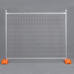40mm Heavy Duty Temp Fence Panel