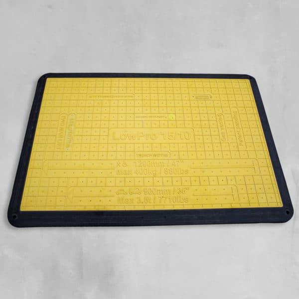 LowPro Road Plate