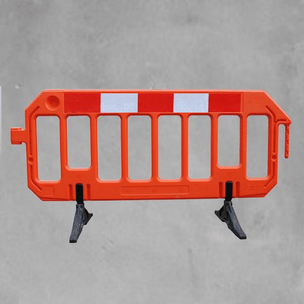 Plastic Barrier