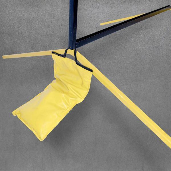Sandbag on Message Frame