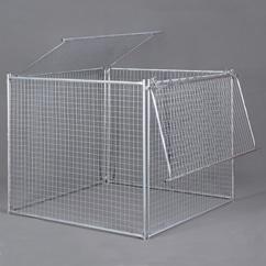Rubbish Cage