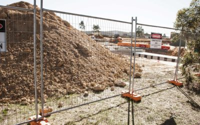 How Buying Temporary Construction Site Fencing Can Save You Money