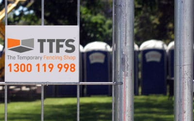 Why Your Outdoor Event Needs Temporary Fencing